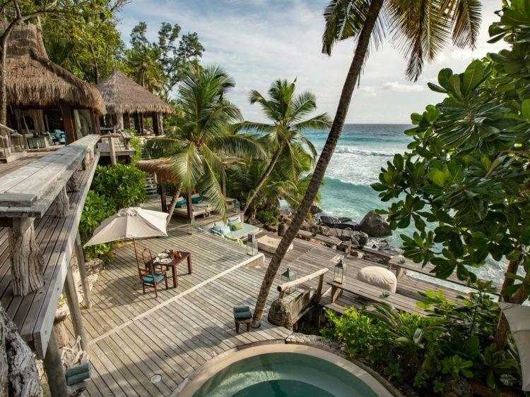 North Island Resort Seychelles Copyright