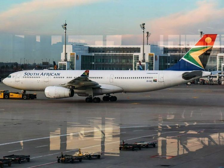 South African Airways Copyright