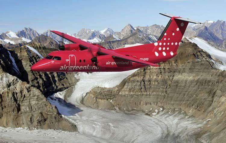 Air Greenland Dash 8 200