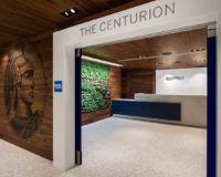 American Express Centurion Lounge Los Angeles Eignang Copyright