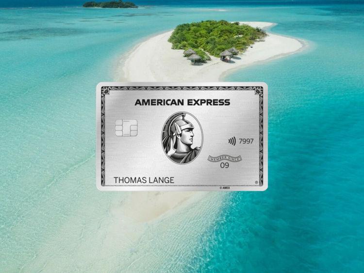 American Express Platinum Reiseguthaben