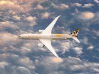 Etihad Airways Boeing 787 Copyright