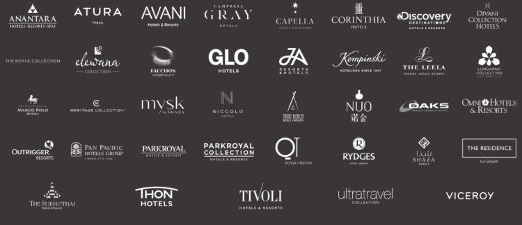 Global Hotel Alliance Discovery Marken
