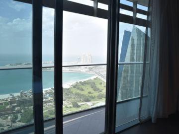 Grand Hyatt Abu Dhabi Praesidentensuite Balkon