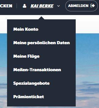 Miles And Smiles Praemienflug Star Alliance Buchen1