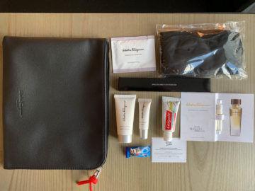 Alitalia Business Class Amenity Kit 3