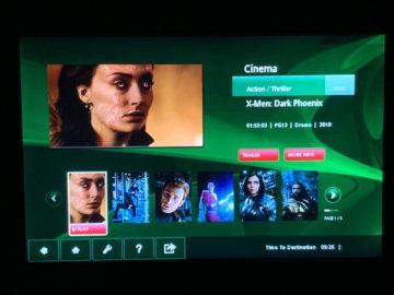 Alitalia Business Class Ife Filmauswahl 1