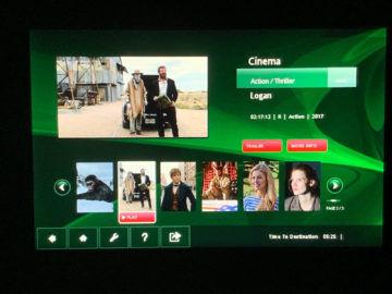 Alitalia Business Class Ife Filmauswahl 2