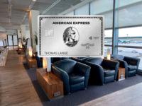 American Express Platinum Kreditkarte Lufthansa Lounge Zugang