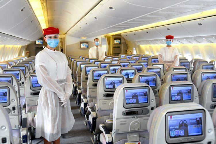 Emirates Schutzausruestung