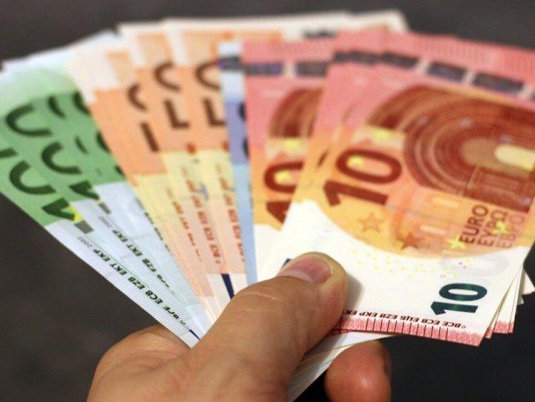 Euro Geldscheine Pixabay