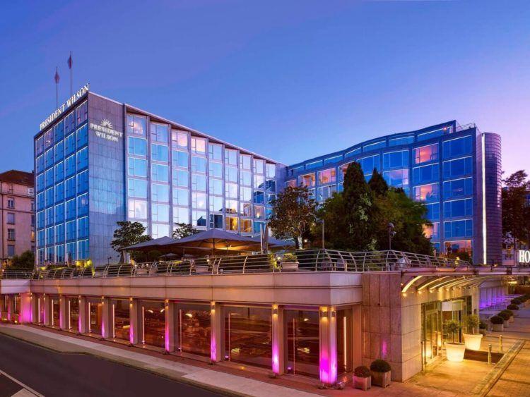 Hotel President Wilson A Luxury Collection Hotel Geneva