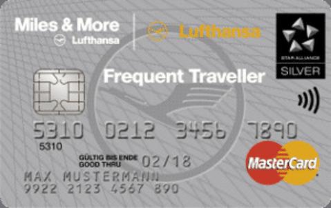 10.000 Meilen mit der Miles & More Frequent Traveller Kreditkarte