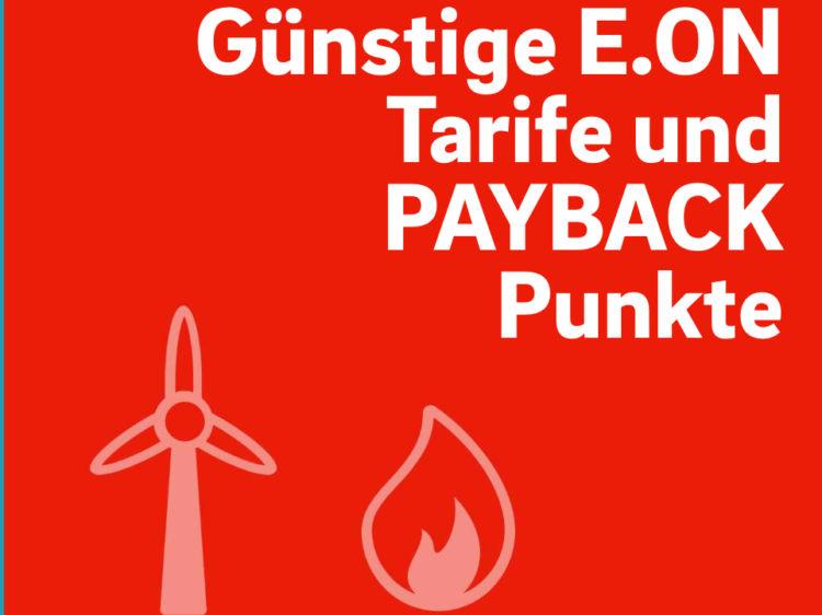 Payback Punkte Sammeln Mit Eon Strom Und Gastarifen
