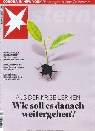 Stern Cover April 2020
