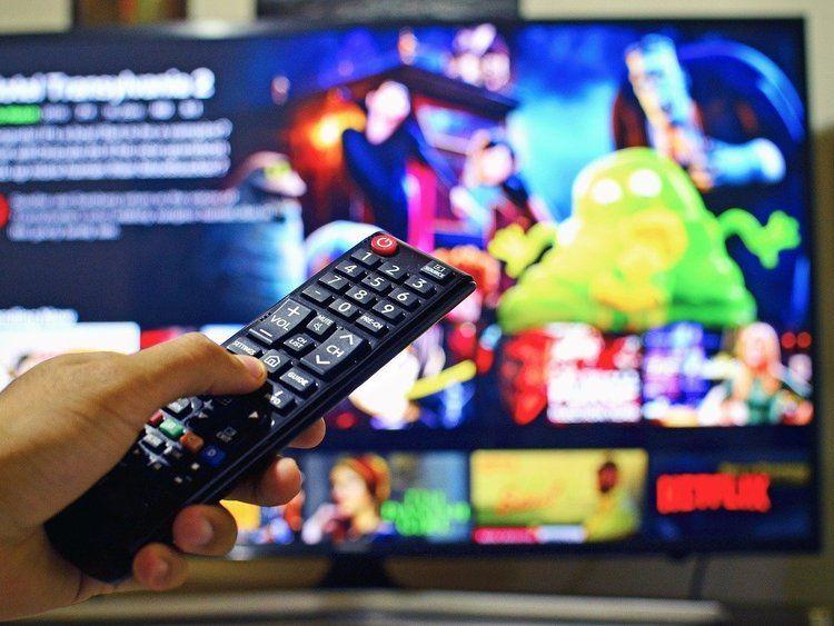 Streaming Fernseher Tv Netflix Pixabay
