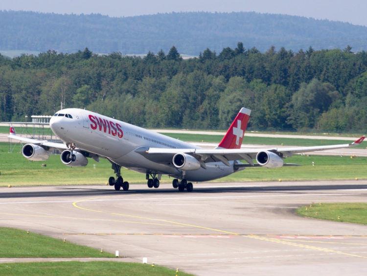 Swiss A340 300 Pixabay