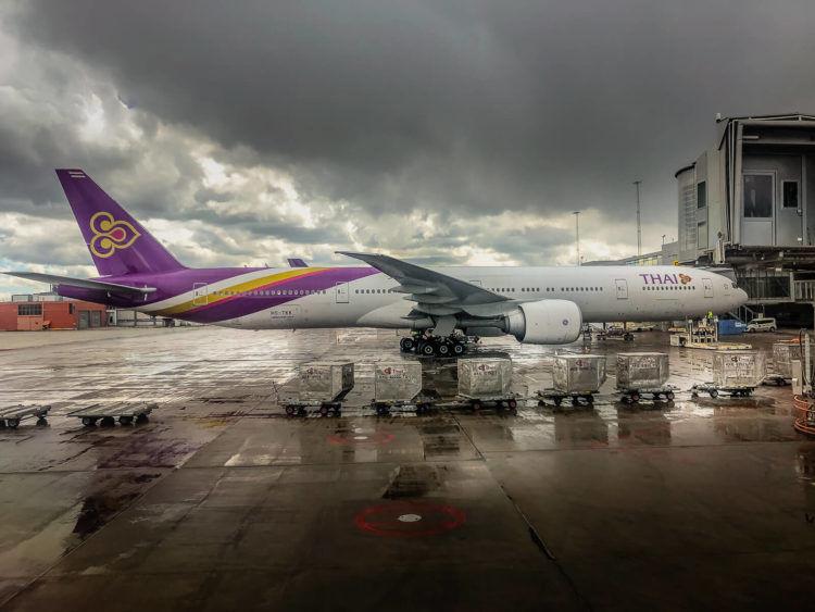 Thai Airways Boeing 777 300
