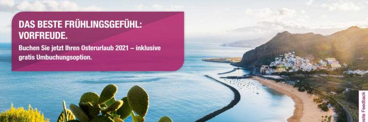 Eurowings Flugplan und Sale Ostern 2021