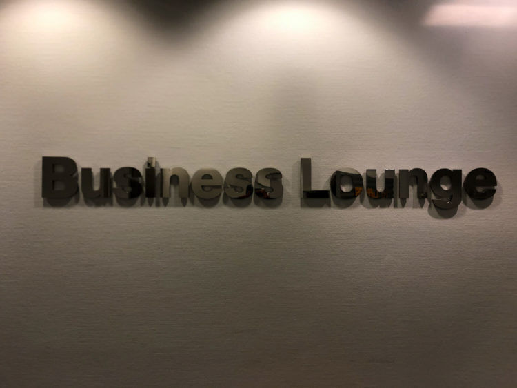 Lufthansa Business Lounge G28 Muenchen Business Lounge