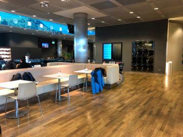 Lufthansa Business Lounge G28 Muenchen Sitzbereich Lounge