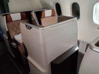 Oman Air Business Class Apex Suites