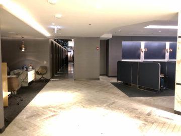 United Polaris Lounge Chicago Flur Lounge