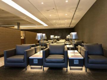 United Polaris Lounge Chicago Weitere Sitzmoeglichkeiten