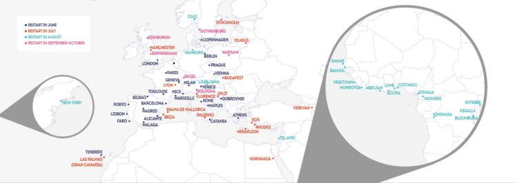 Brussels Airlines Aktualisiert Flugplan