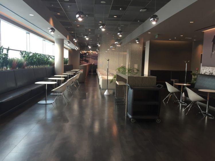 Flughafen Prag Erste Premier Lounge