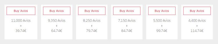 Iberia Plus Praemienflug Iberia Economy Class Madrid Dakar Avios Preisoptionen