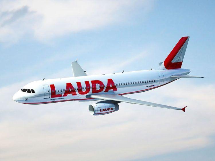 Lauda Flugzeug Copyright