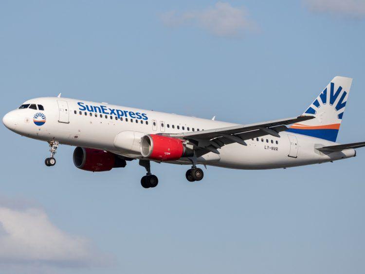 Sunexpress Flugzeug Copyright