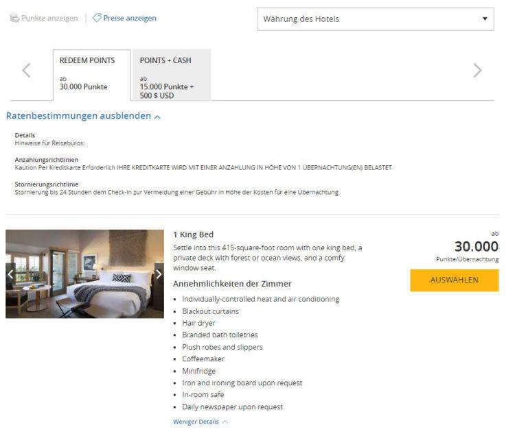 Ventana Big Sur An Alila Resort King Room Buchung 1
