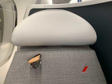 Air France Business Class A350 900 Sitz Fenster 4