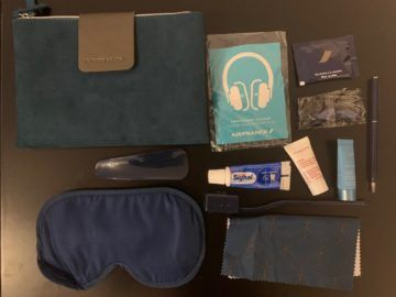 Air France Business Class Amenity Kit 2