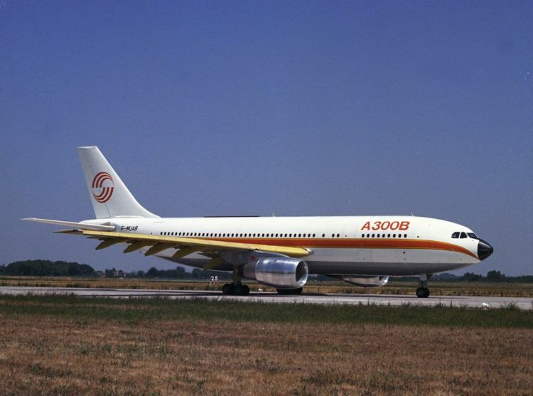 Airbus A300 Copyright