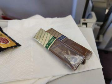 Austrian Airlines Business Class Merci