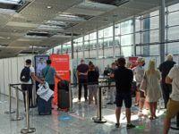 Centogene Testzentrum Frankfurt Flughafen