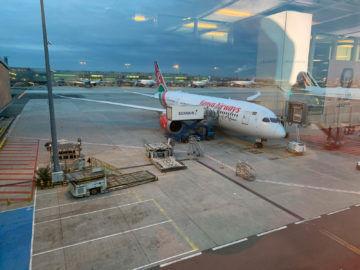 Kenya Airways Boeing 787 8