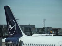 Lufthansa Neues Logo Frankfurt