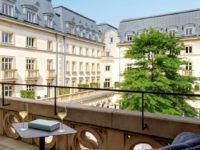 Rocco Fortev Villa Kennedy Frankfurt Jackie O Suite