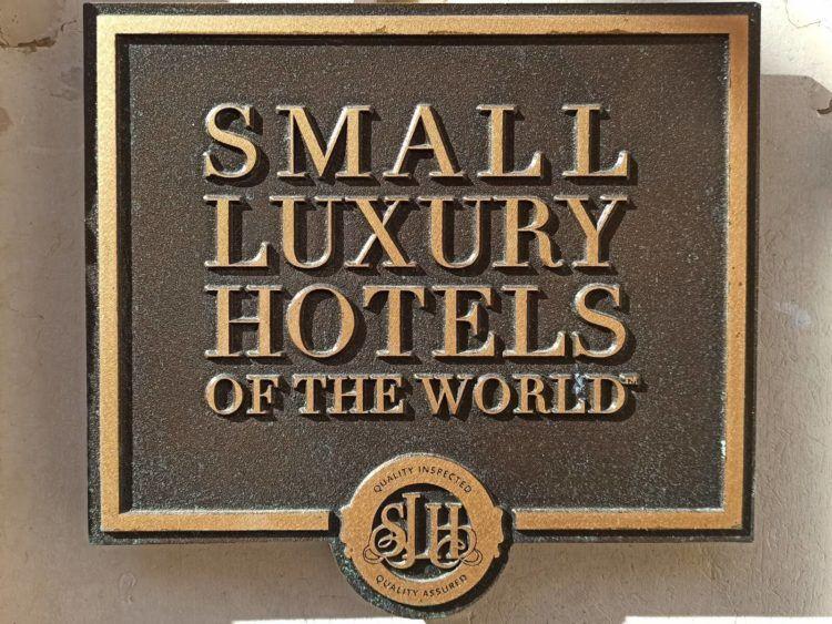 Small Luxury Hotels Slh Logo