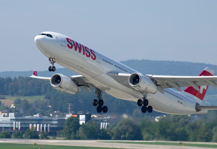 Swiss Airbus A330 300 Pixybay