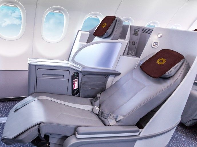 Vistara A321neo Business Class