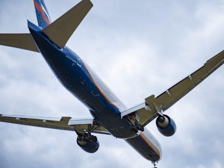 Aeroflot Flugzeug Unsplash