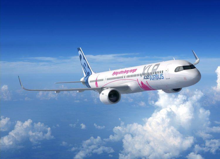 Airbus A321xlr Render Copyright