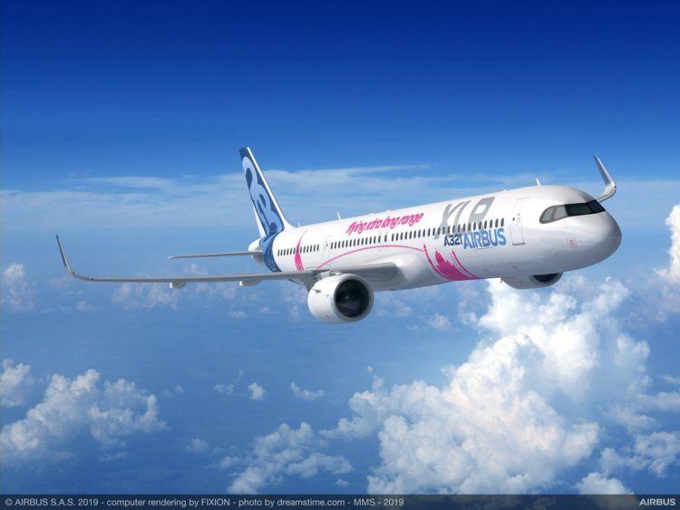 Airbus A321xlr Render Copyright Spalte