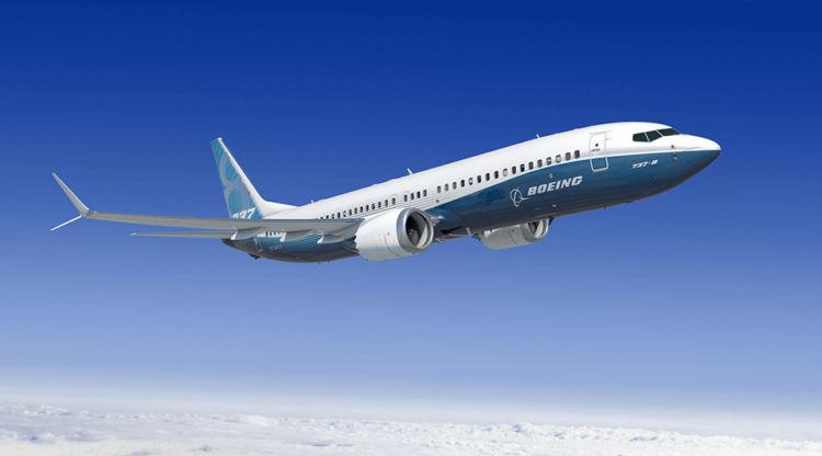Boeing 737 Max Copyright