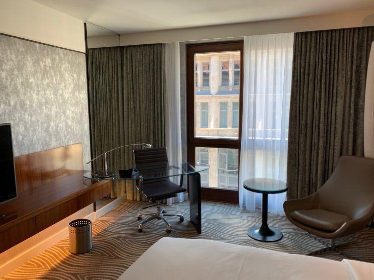 Hilton Berlin Zimmer